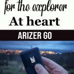 THE 1 VAPE FOR THE EXPLORER AT HEART ARIZER GO 1 1