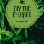DIY THC E LIQUID RECIPE 1 1
