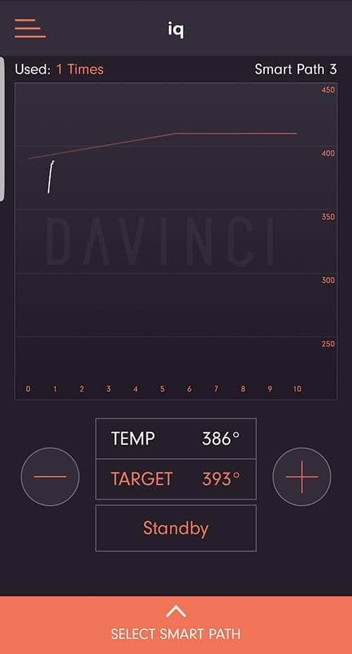 DAVINCI IQ APP ON THE GO