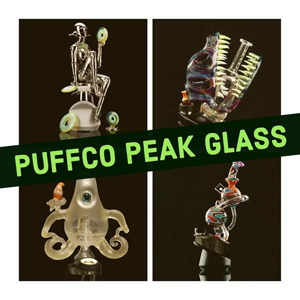 PUFFCO PEAK CUSTOM GLASS PIECES