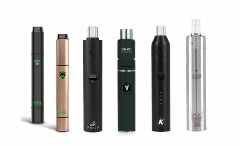 BEST CANNABIS WAX DAB PENS (SEPT) 2019 – WITH DAB PEN GUIDE