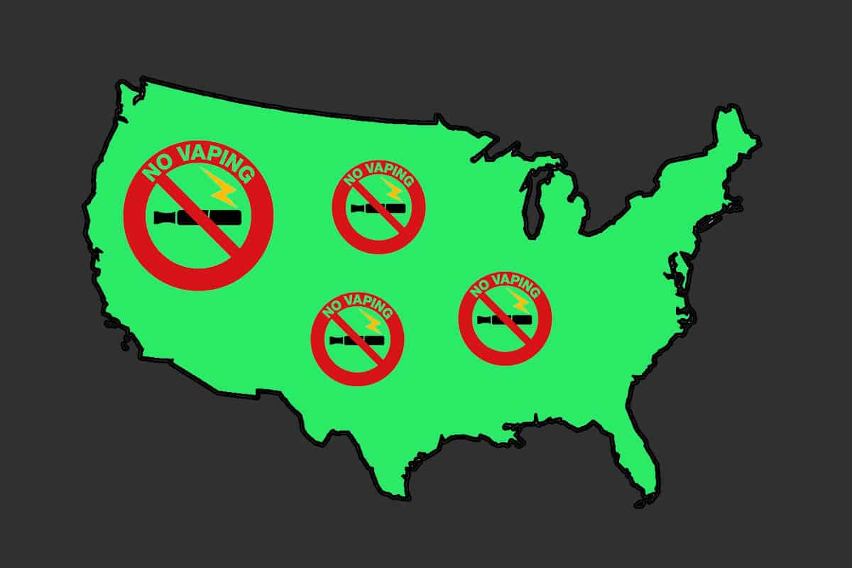 IS VAPING CANNABIS BANNED IN YOUR STATE